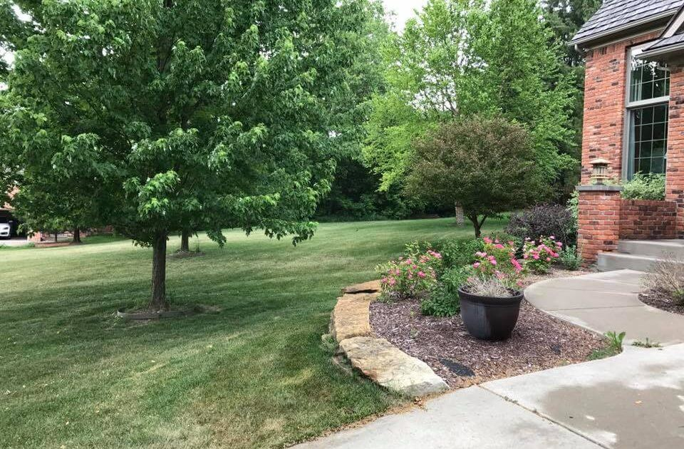 Landscape Planting in Fenton and Linden, MI