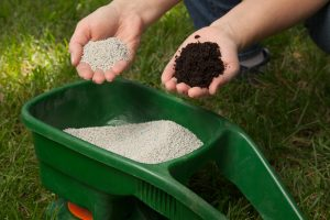 Lawn Fertilization in Fenton and Linden, MI